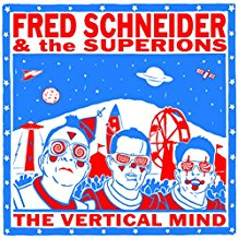 SCHNEIDER, FRED & THE SUPERIONS - The Vertical Mind